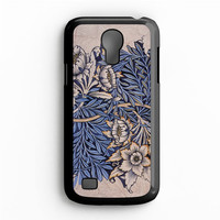 Wiliam Morris Designs And Patterns Samsung Galaxy S4 Mini Case