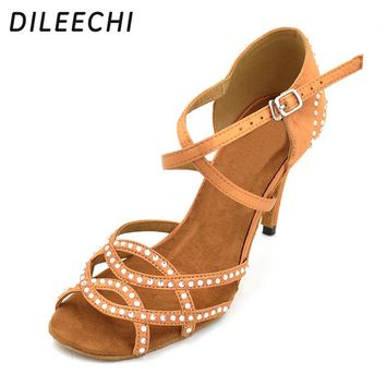 DILEECHI Satin Shoes