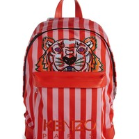 KENZO Kanvas Embroidered Tiger Stripe Backpack | Nordstrom