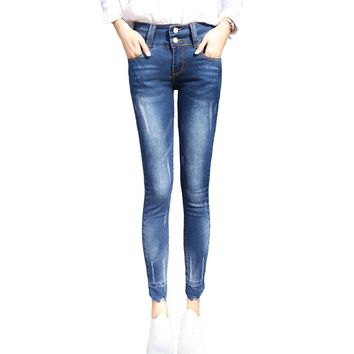 Right Away  High-waist Skinny Jeans for Her
