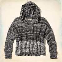Big Dume Hooded Sweater