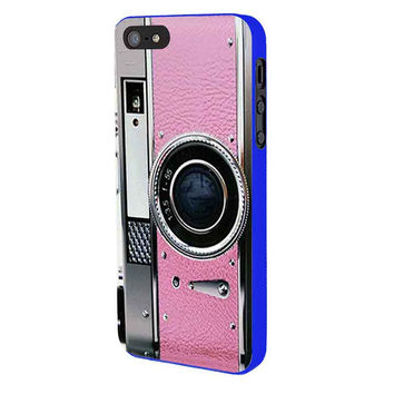 Vintage Camera iPhone 5 Case Available for iPhone 5 iPhone 5s iPhone 5c iPhone 4/4s
