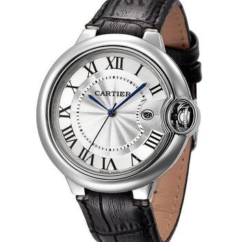 Cartier Casual Small Light Watch L Ps Xsdzbsh Black