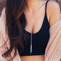 Skinny Love Necklace Set