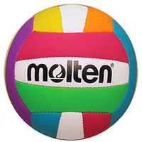 Midwest Volleyball Warehouse - Molten CAMP Volleyball-Neon