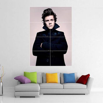 Harry Styles One Direction 1D Giant Wall Poster