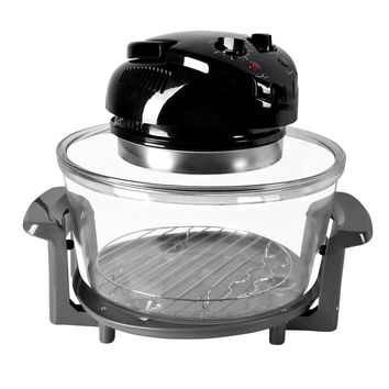 NutriChef Convection Oven Cooker, Healthy Kitchen Countertop Cooking