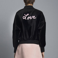 Love Jumper (Black)