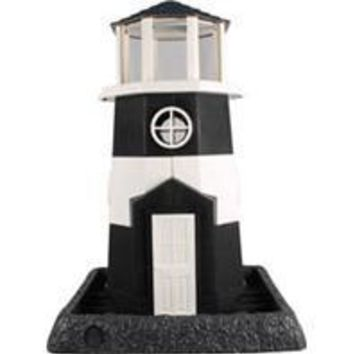 North States Industries - Village Collection Shoreline Lighthouse Birdfeeder