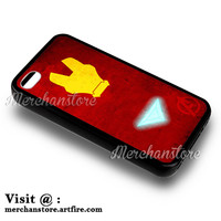 The Avengers Iron Man iPhone 4 or 4S Case Cover