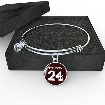 Stilinski 24 Premium Necklace Or Bangle Teen Wolf Fans
