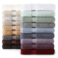 Royal Velvet® Egyptian Cotton Solid Bath Towels - JCPenney