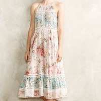 Meadowsweet Maxi Dress by Zimmermann Red Motif