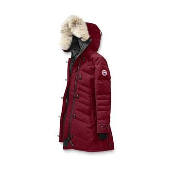 Canada Goose Lorette Parka Women Outwear Down Jackets - Best Deal Online
