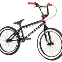 "2015 United 18.5"" Recruit JR BMX Bike Black"
