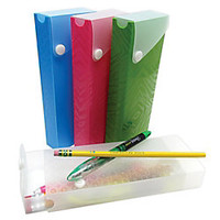 Pencil Boxes & Pouches at Office Depot