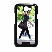 One Direction Harry Styles Hello HTC One X Case
