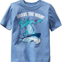 Old Navy Disney Pixar Monsters, Inc. Tees For Baby