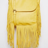 Urban Originals | Urban Originals Fringed Cross Body Bag at ASOS