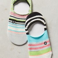 Stance Striped Liner Socks in Assorted Size: