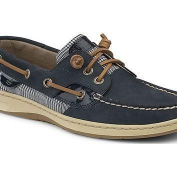 women-s-ivyfish-boat-shoe-in-navy-by-sperry number 1