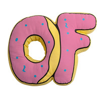 "OF DONUT PILLOW 8"" – Odd Future"