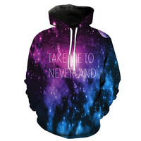 TAKE ME TO NEVERLAND Hoodie
