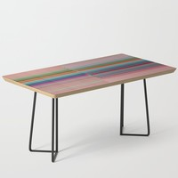 Off-Kilter Coffee Table by duckyb