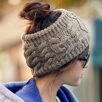 Fashion Wool Hair Band for Winter
