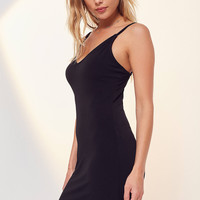 Silence + Noise Strappy Back Mini Dress   Urban Outfitters