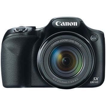 CANON 9779B001 16.0-Megapixel PowerShot(R) SX530 HS Digital Camera