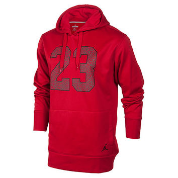 Men's Jordan SMU Dominate Graphic 23 Elephant Hoodie