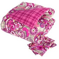 Reversible Comforter Set Full/Queen