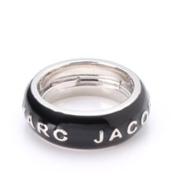 Marc Logo Band Ring - Marc Jacobs
