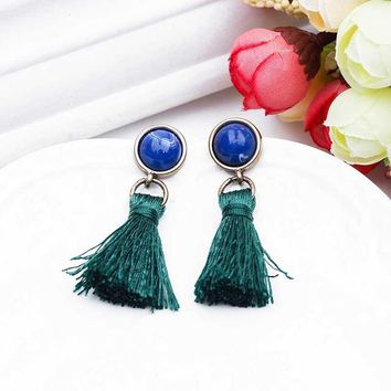 Tassel Earrings Jewelry Earrings