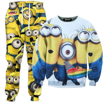 Minion Love Tracksuit