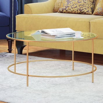 House of Hampton Alsager Coffee Table & Reviews | AllModern