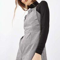 Gingham Frill Playsuit - New Season - We Love