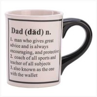 What A Dad Is Mug  14243 - Other