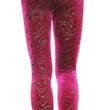 Design 24 - Red Carved Leggings