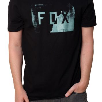 Fox Racing Men's Spectator Premium Fabric Graphic T-Shirt