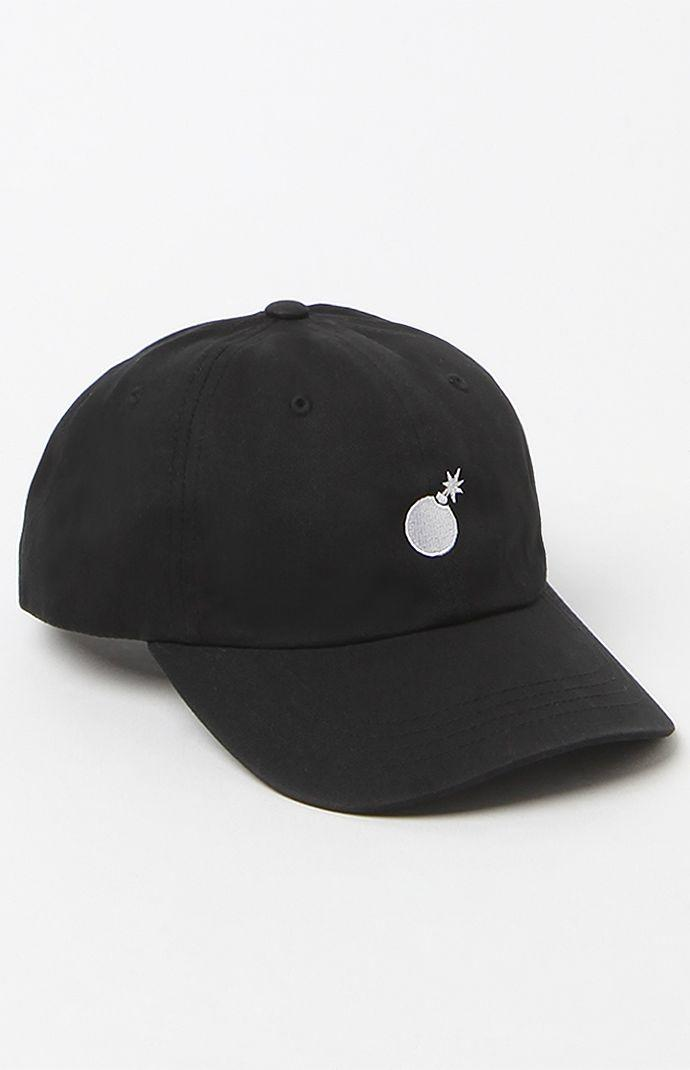 f8bbb05eb910c The Hundreds Solid Bomb Strapback Hat - from PacSun