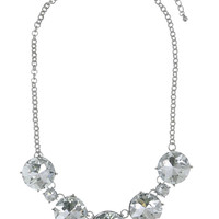 Shining Bright Crystal Necklace