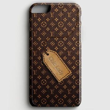 Louis Vuitton Chic Lady iPhone 6 Plus/6S Plus Case | casescraft