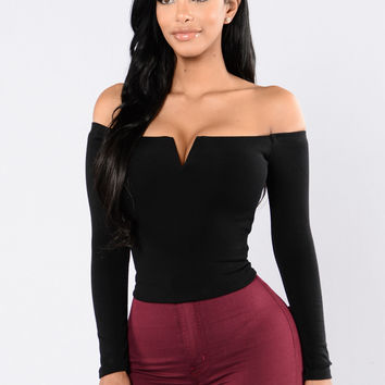Tipitina Top - Black