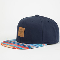 LRG Multi Stripe Mens Strapback Hat | Strapbacks