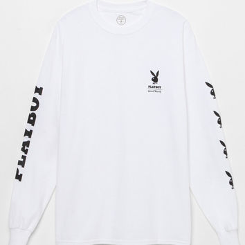 Good Worth x Playboy Bunny Long Sleeve T-Shirt at PacSun.com