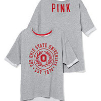 The Ohio State University Boxy Crew - PINK - Victoria's Secret