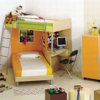 10 unique and creative loft beds for your kids