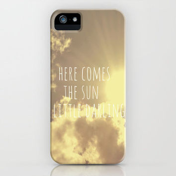Little Darling  iPhone Case by Rachel Burbee | Society6
